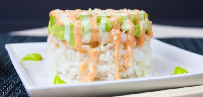 sushi overwerken