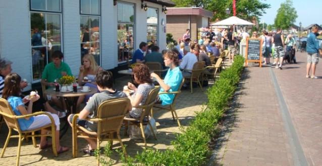 bedrijfsuitje in Giethoorn