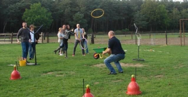 Redactie tip: Teambuilding op de Veluwe met boeren buitenspelen