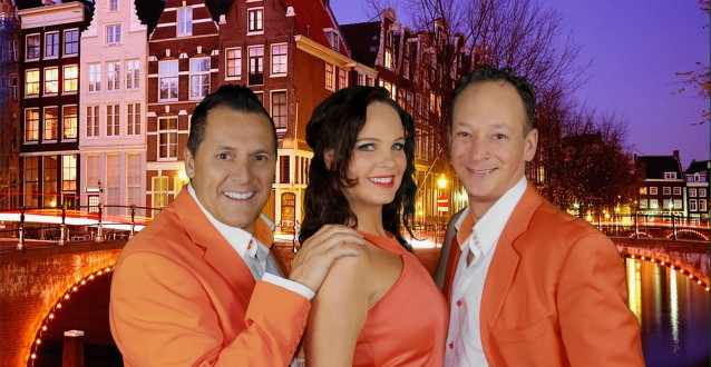 Feest Review: Dinnershow Groeten uit Holland in het theater in Breda
