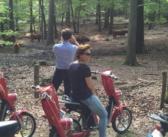 Redactie Tip: Bedrijfsuitje op de Veluwe- E-scooter Puzzeltocht met GPS