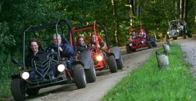 Redactie TIP: Mad Max Buggytour over de Veluwe