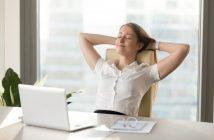 Gezond werken met ergonomische kantoormeubelen