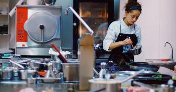 De keuken is het visitekaartje van een restaurant